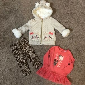Little Lass 3 piece set